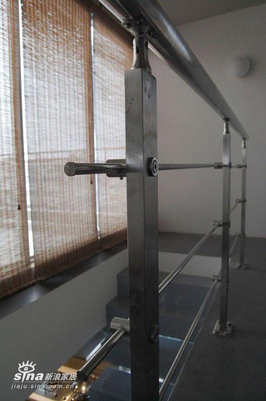 简约 复式 楼梯图片来自用户2737759857在五十多平的楼中楼75的分享