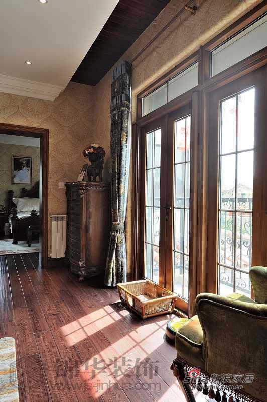 欧式 别墅 卧室图片来自用户2772873991在马斯兰德——别墅图片大全23的分享