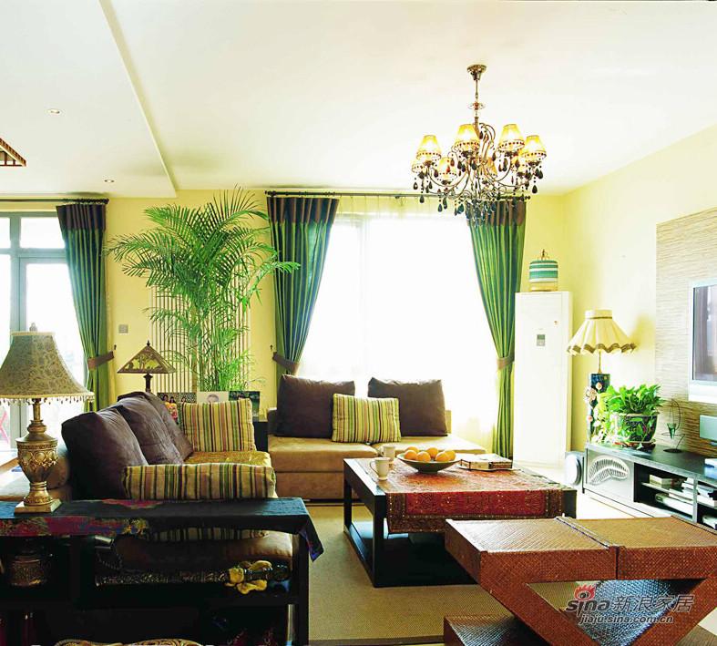 简约 三居 客厅图片来自用户2558728947在两室两厅打造完美生活休闲居室87的分享