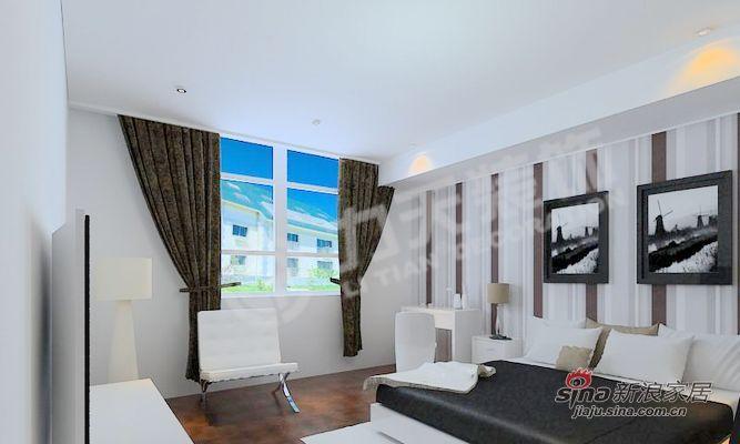 简约 三居 客厅图片来自阳光力天装饰在时尚潮人的居所~55的分享