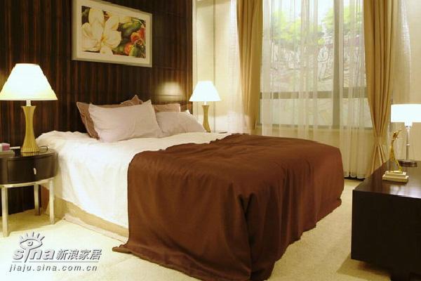 简约 四居 卧室图片来自用户2738093703在金家园样板间28的分享