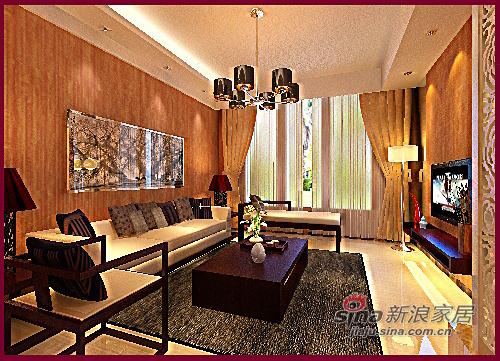 简约 公寓 客厅图片来自用户2738829145在300平现代简约别墅案例33的分享