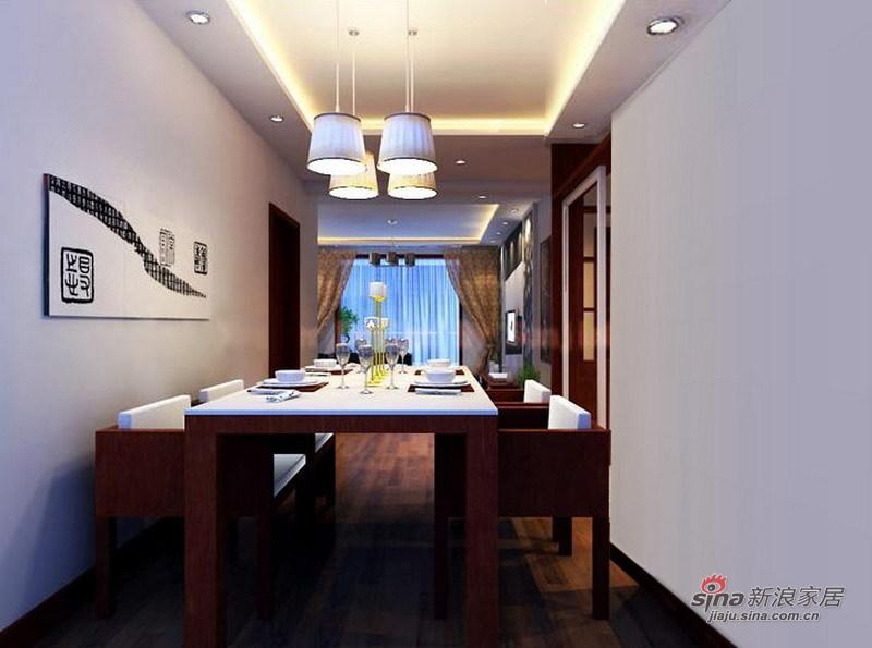 简约 一居 餐厅图片来自用户2738820801在24号院色彩元素之家48的分享