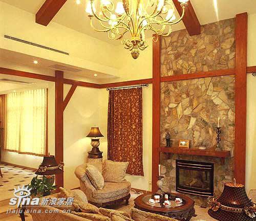 欧式 三居 客厅图片来自用户2746869241在至美欧式装修图片22的分享