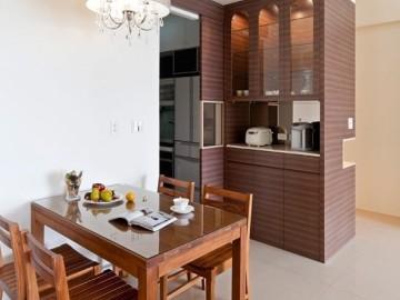 夫妻共同打造100平方简约沉稳的三居室57
