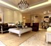 绿城百合三居室105平欧式风格装修设计图86