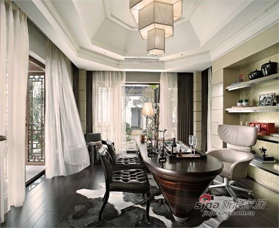 中式 三居 厨房图片来自用户1907661335在小桥流水15万装108平江南中式家70的分享