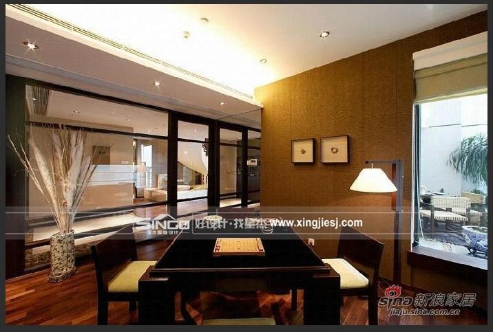 中式 别墅 客厅图片来自用户1907661335在精致沉稳的新中式风46的分享