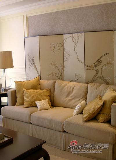 欧式 别墅 客厅图片来自用户2745758987在大连样板间76的分享