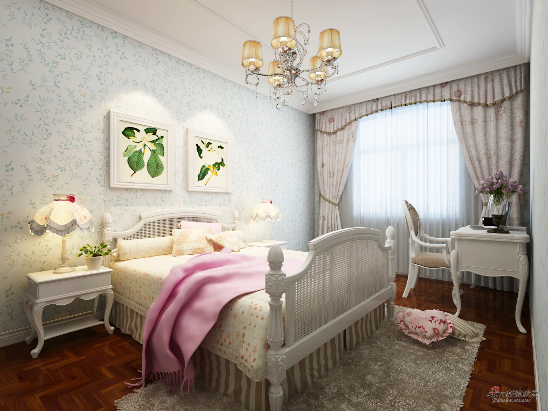 欧式 三居 儿童房图片来自用户2746889121在打造大方,高雅,和谐的欧式三居56的分享