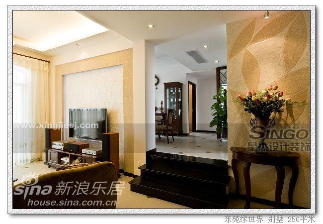欧式 别墅 客厅图片来自用户2745758987在东苑绿世界51的分享