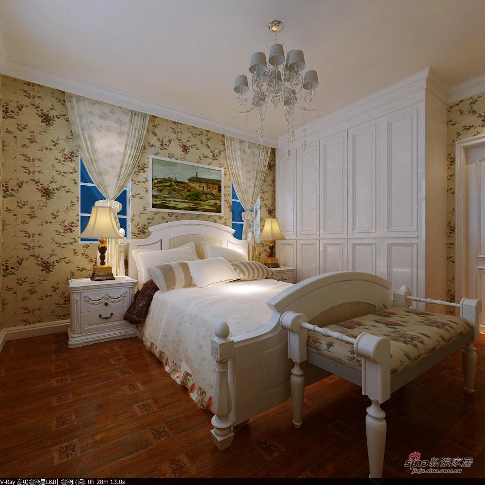 简约 三居 卧室图片来自用户2737950087在书的倾述14的分享