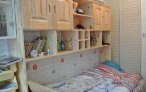 简约 一居 卧室 屌丝 80后图片来自用户2739153147在新婚小夫妻5万打造56平三口之家79的分享