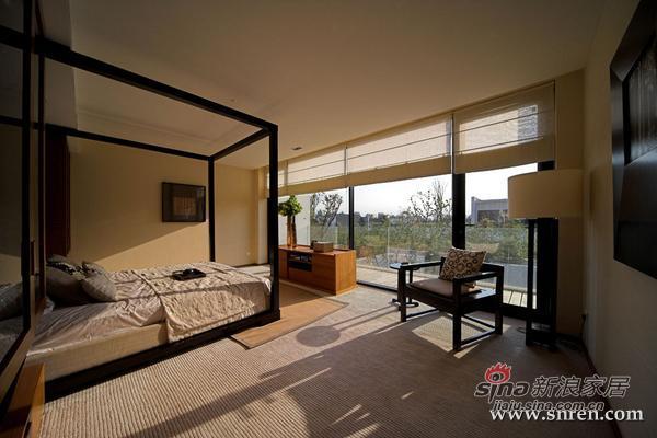 简约 别墅 卧室图片来自用户2738829145在温暖而又华丽的别墅家园56的分享
