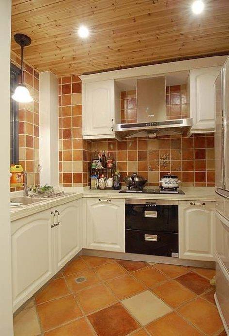 简约 三居 厨房图片来自用户2738845145在15万装146㎡简欧混搭婚房82的分享