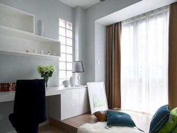 【多图】113平简约风格三居室装修设计15
