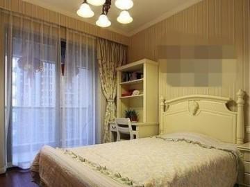 90平米都市田园风格两居室美家62