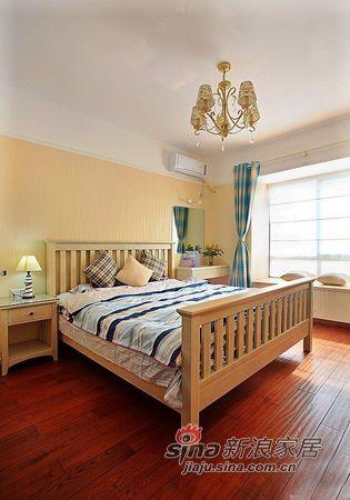地中海 三居 卧室图片来自用户2757320995在潇洒哥的3居田园地中海混搭家37的分享