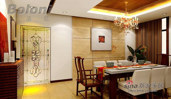 其他 四居 餐厅图片来自用户2737948467在万城华府装修案例90的分享
