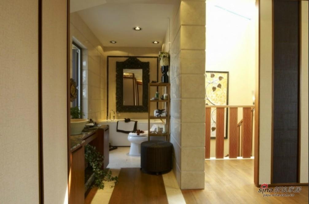 其他 别墅 卫生间图片来自用户2558746857在实景图泰式200平复式别墅83的分享