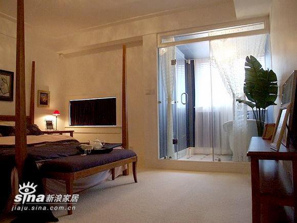 其他 跃层 卧室图片来自用户2737948467在简洁又大方田园风格31的分享