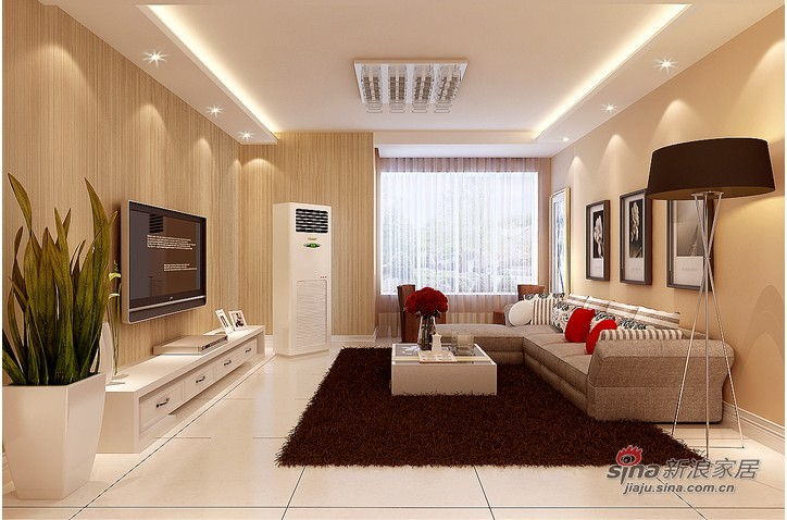 简约 一居 客厅图片来自用户2737786973在我的专辑461522的分享