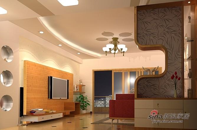 简约 一居 客厅图片来自用户2558728947在150平复式楼25的分享