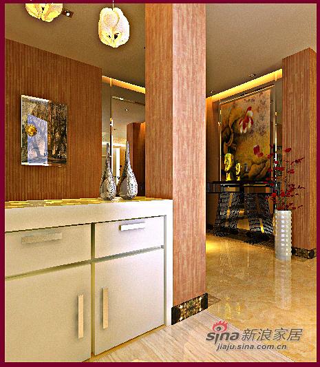 简约 公寓 玄关图片来自用户2738829145在300平现代简约别墅案例33的分享