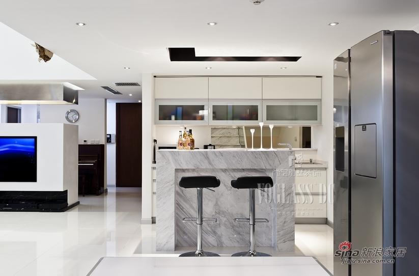 简约 别墅 厨房图片来自用户2739378857在简约湾流汇70的分享