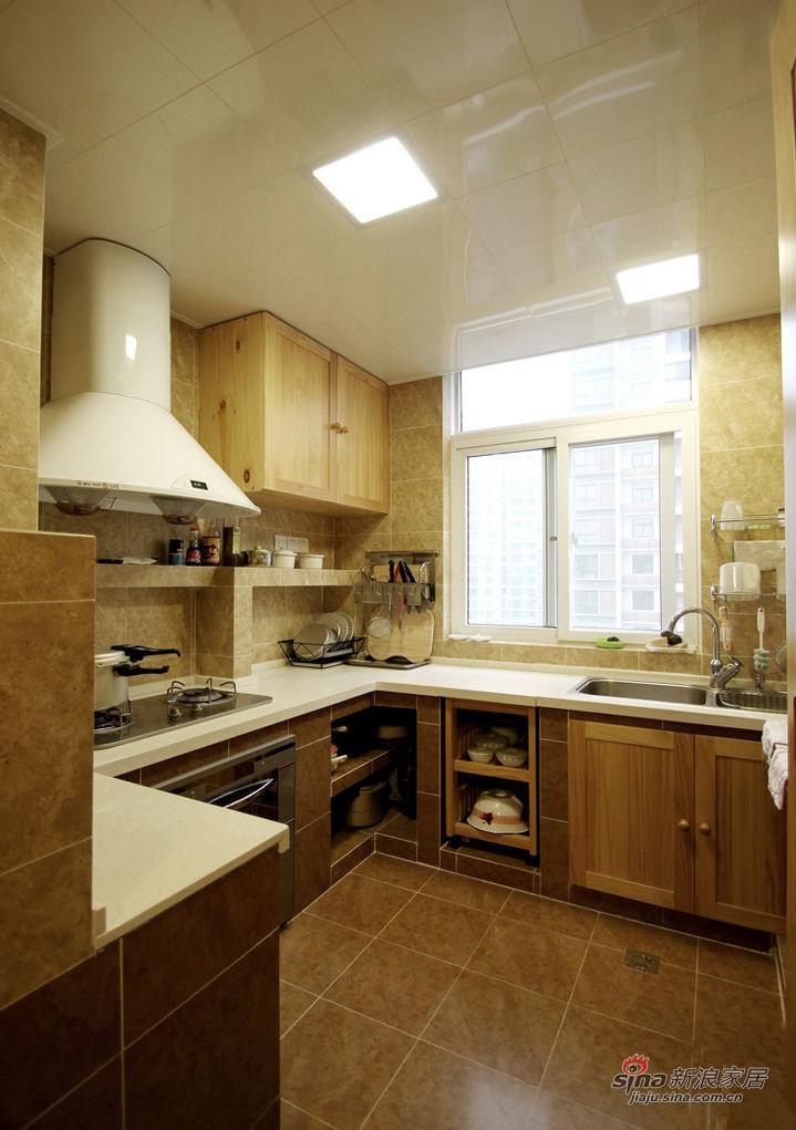 田园 四居 厨房图片来自用户2737791853在淡然之美44的分享