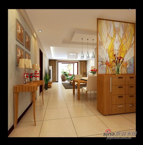 简约 二居 客厅图片来自用户2738093703在紫金80平米爱的蜗居77的分享