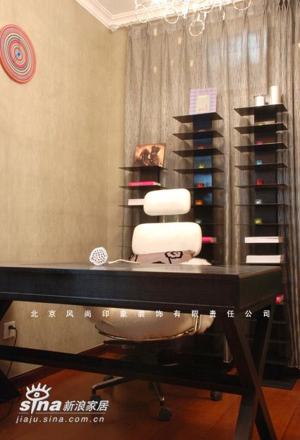 简约 二居 书房图片来自用户2556216825在珠江帝景售楼处样板间22的分享