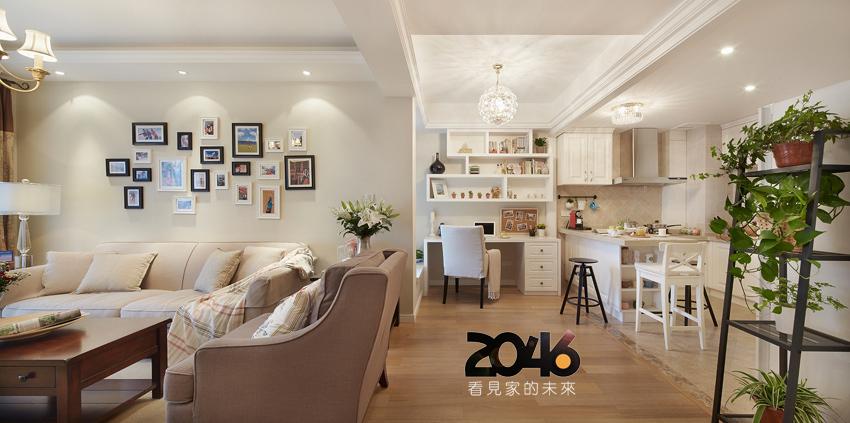 美式 其他 客厅图片来自用户1907685403在高清90平绝美白领明亮美式休闲29的分享