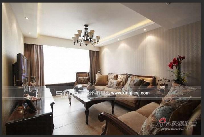 简约 别墅 客厅图片来自用户2737735823在奢华的简欧混搭风格45的分享