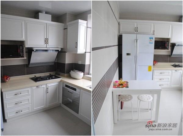 东山国际新城厨房装修
