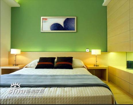 其他 三居 卧室图片来自用户2737948467在跃动的色彩53的分享