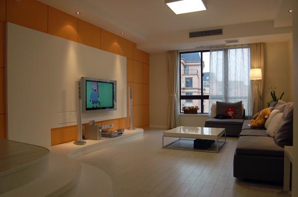 简约 其他 客厅图片来自用户2745807237在7.2万铸造后现代简约风格120平三居室98的分享