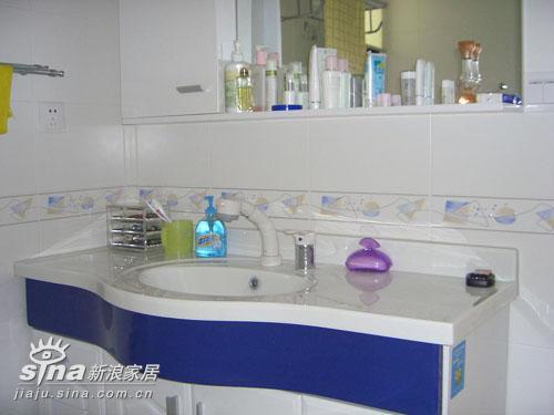 简约 四居 卫生间图片来自用户2737786973在简约现代装修29的分享