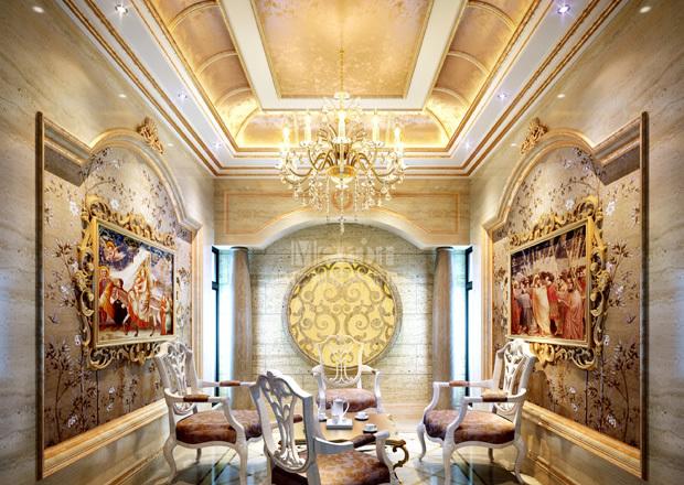 其他 别墅 其他图片来自用户2737948467在鸣仁装饰358平法式风格淮北翡翠岛44的分享