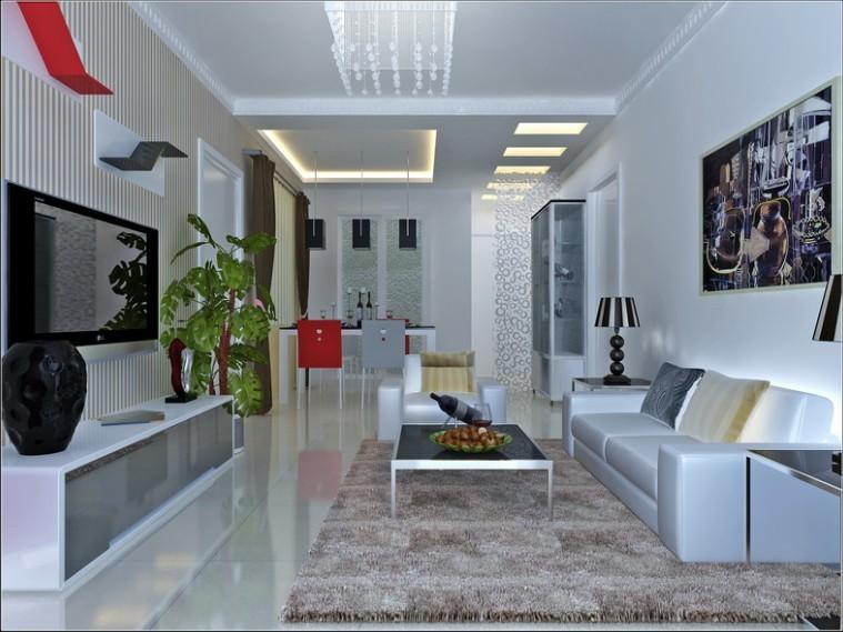简约 二居 客厅图片来自用户2737950087在现代简约风格强调室内空间宽敞、内外通透49的分享