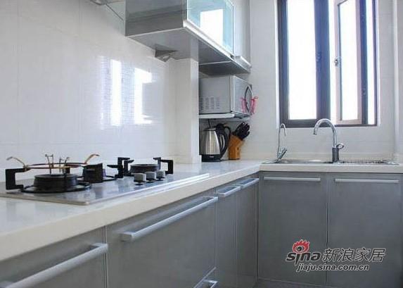 简约 二居 厨房图片来自用户2738845145在4.23万 打造55平现代简约风87的分享