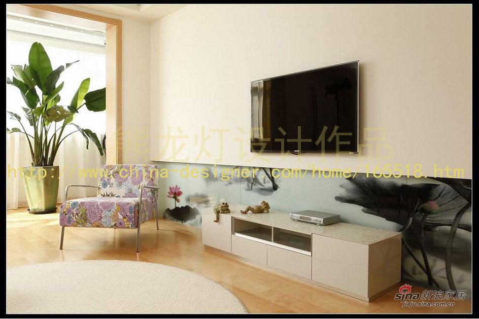简约 三居 客厅图片来自用户2737786973在安慧北里逸园-简约-荷韵96的分享