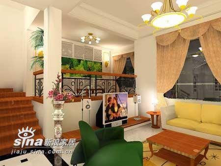 其他 复式 客厅图片来自用户2558757937在饱眼福品味细微末节 轻松打造豪华复式家装18的分享