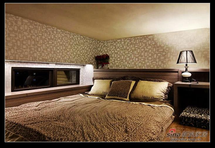 简约 跃层 卧室图片来自用户2739153147在新婚夫妻狂野浪漫35平跃层13的分享
