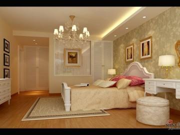 简欧风格、两个客厅两种感觉15