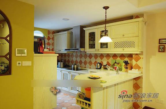 欧式 别墅 厨房图片来自用户2746869241在我的专辑453158的分享