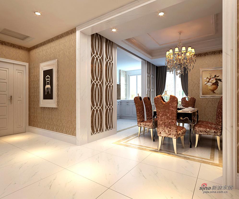 其他 三居 餐厅图片来自用户2558746857在新奢华三居室23的分享