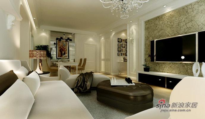 简约 二居 客厅图片来自用户2557979841在北京华侨城19的分享