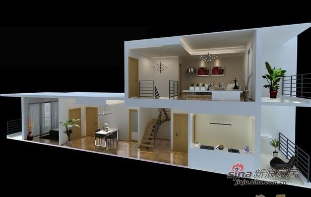 美式 三居 客厅图片来自用户1907686233在阳光100后海15的分享