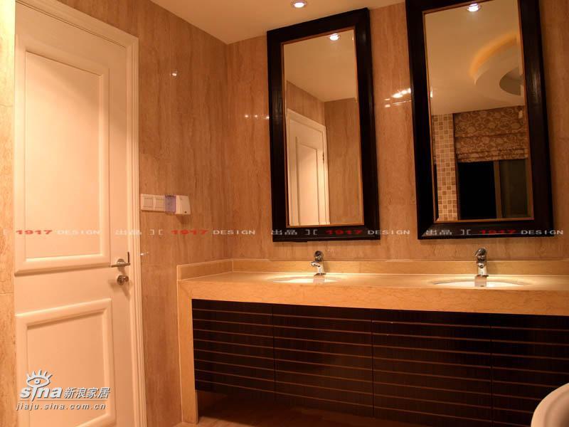 欧式 别墅 卫生间图片来自用户2772873991在古典新作95的分享